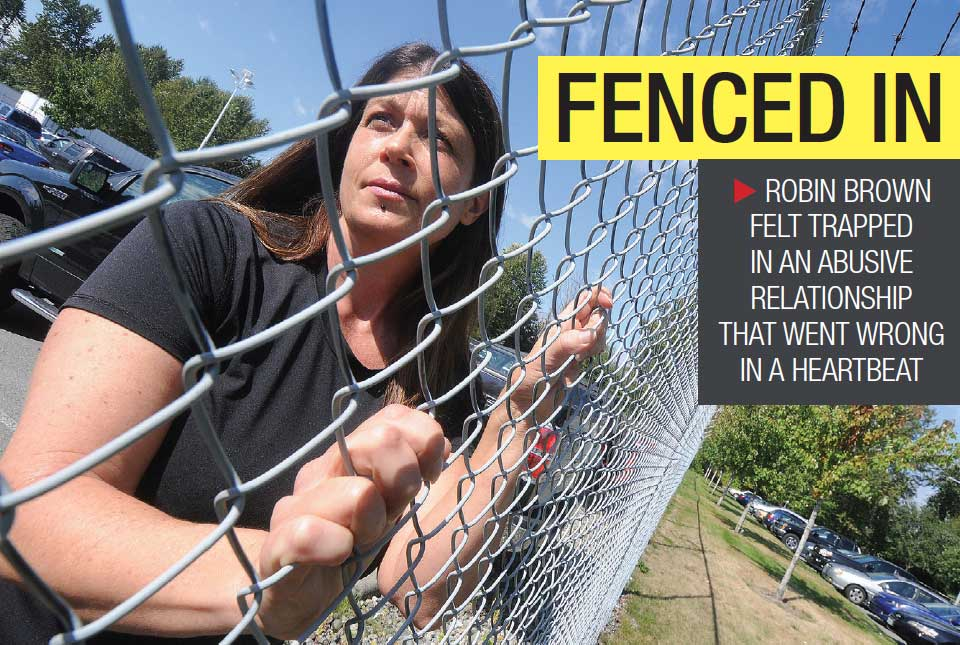 Fenced In. The Leader Tuesday September 30 2014