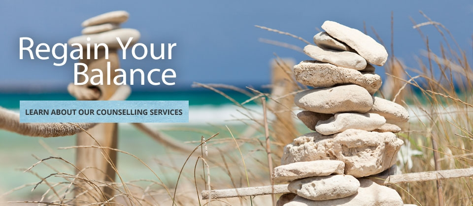 Learn about our Counselling Services
