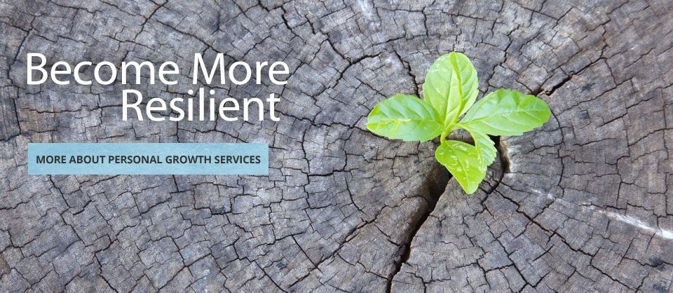 Learn more about Personal Growth Services
